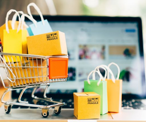 E-commerce website for all type of businesses